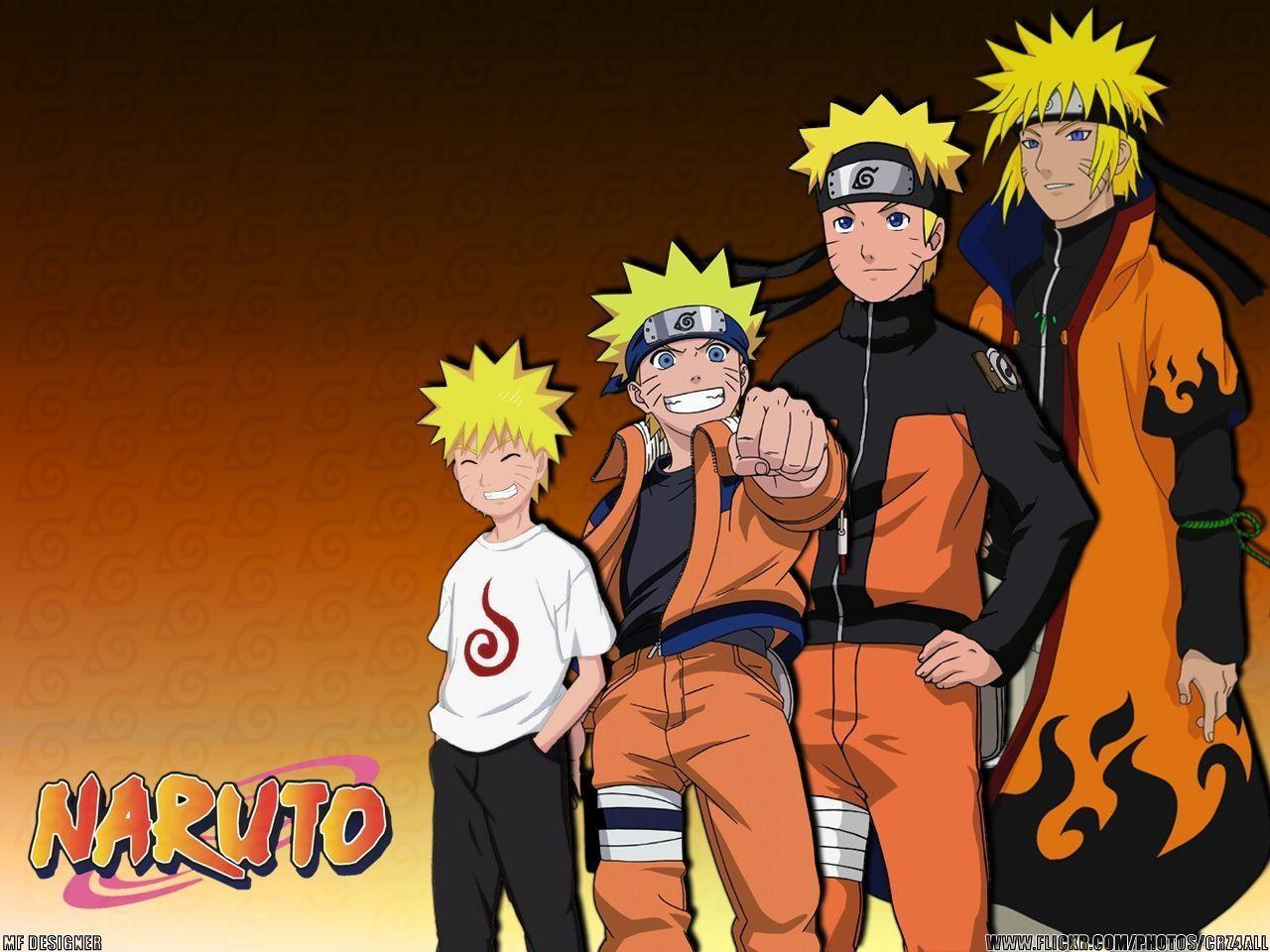 Hokage Naruto Wallpapers - Wallpaper Cave