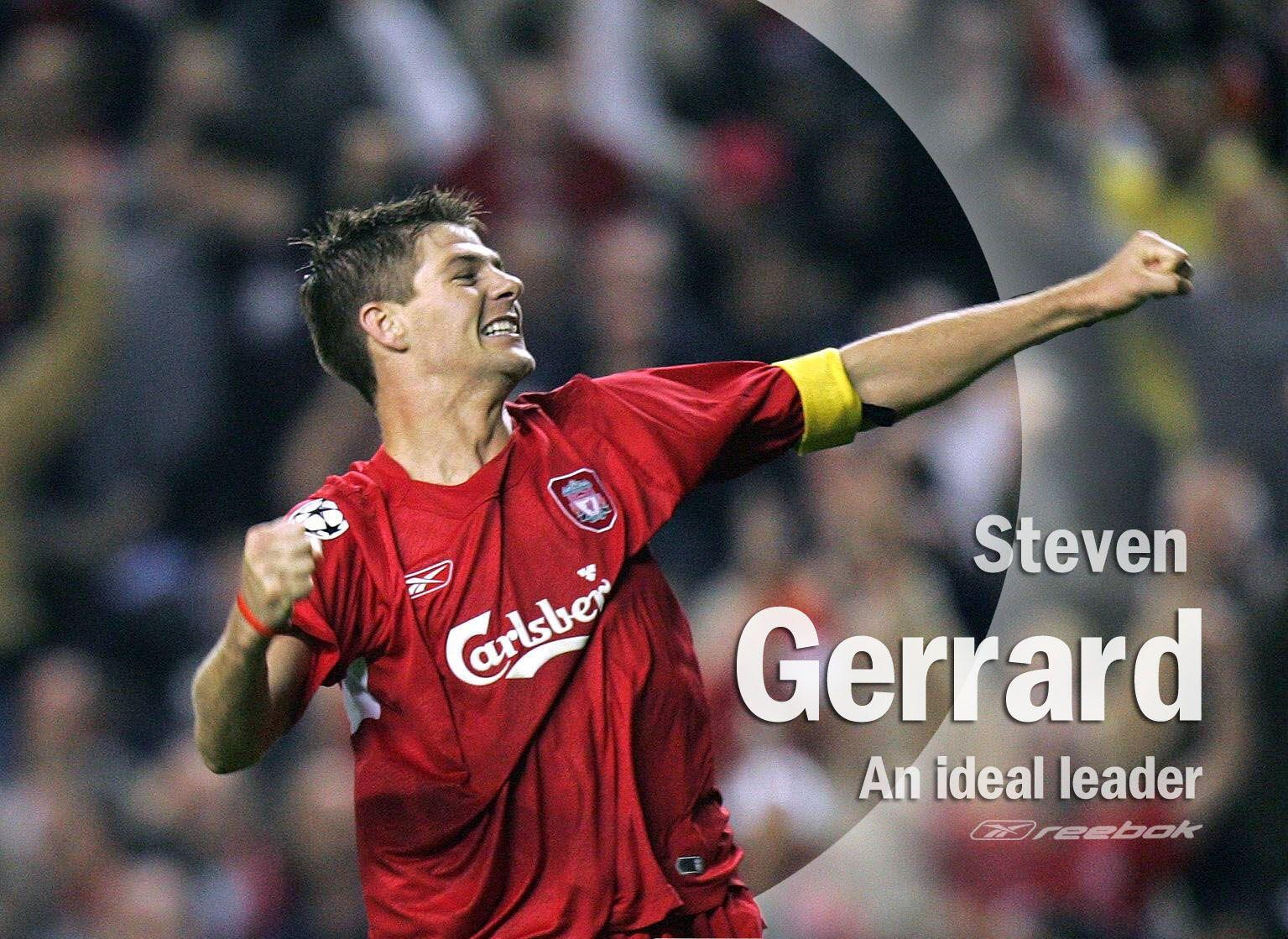 Freedom of Liverpool for Steven Gerrard