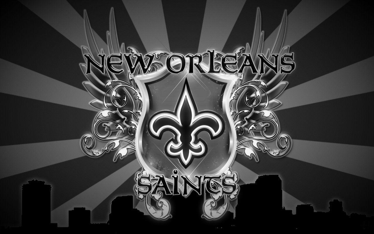 New orleans saints wallpapers wallpaper cave - New orleans saints wallpaper ...