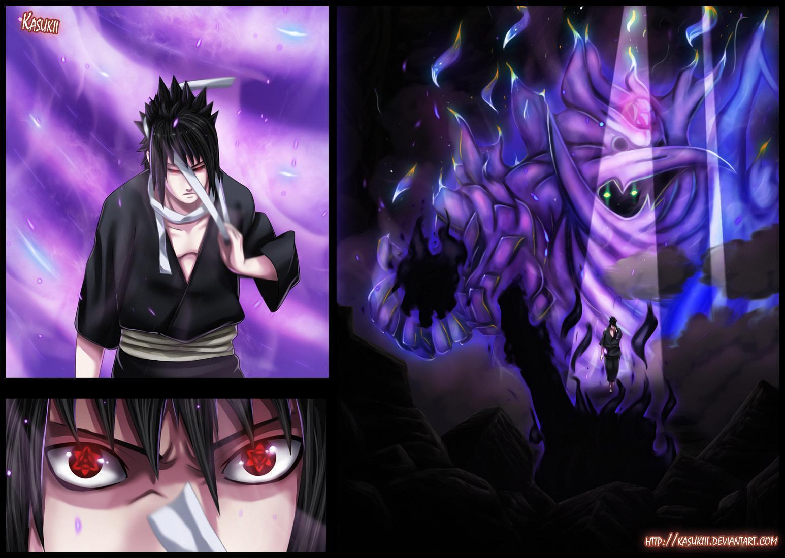 Sasuke Mangekyou Sharingan Wallpaper 63 Images