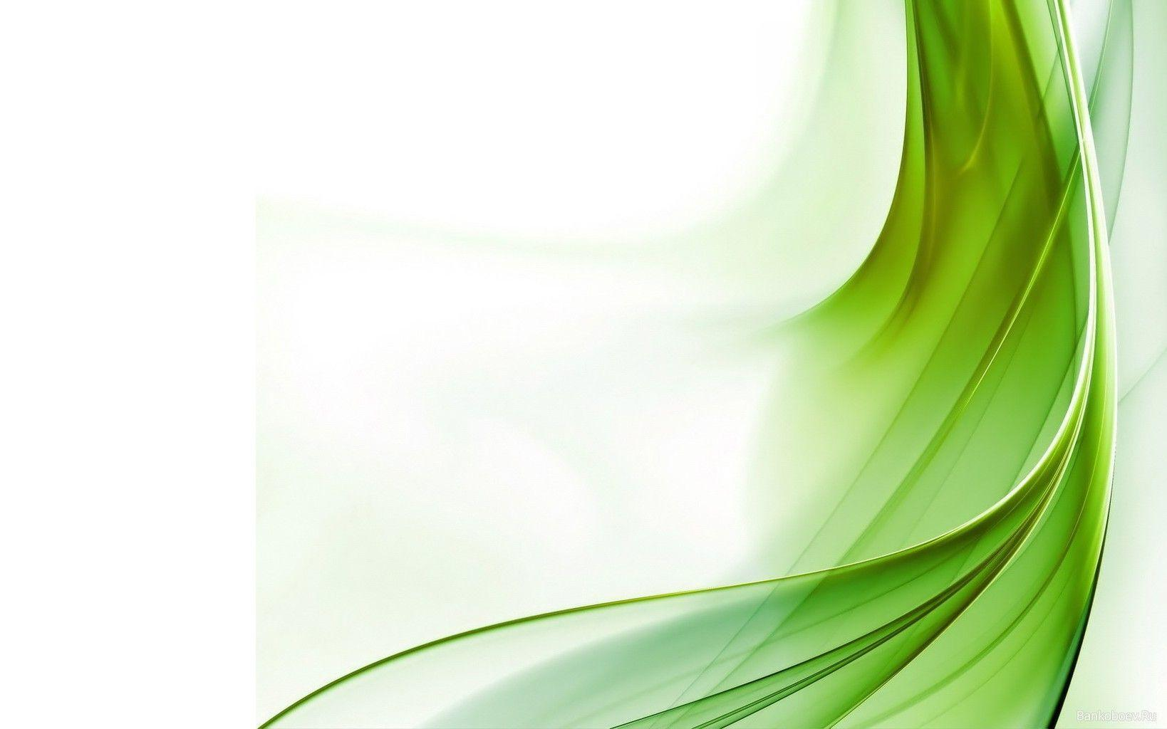 description green abstract hd - photo #10