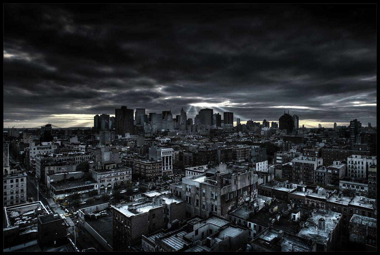 Dark city wallpapers