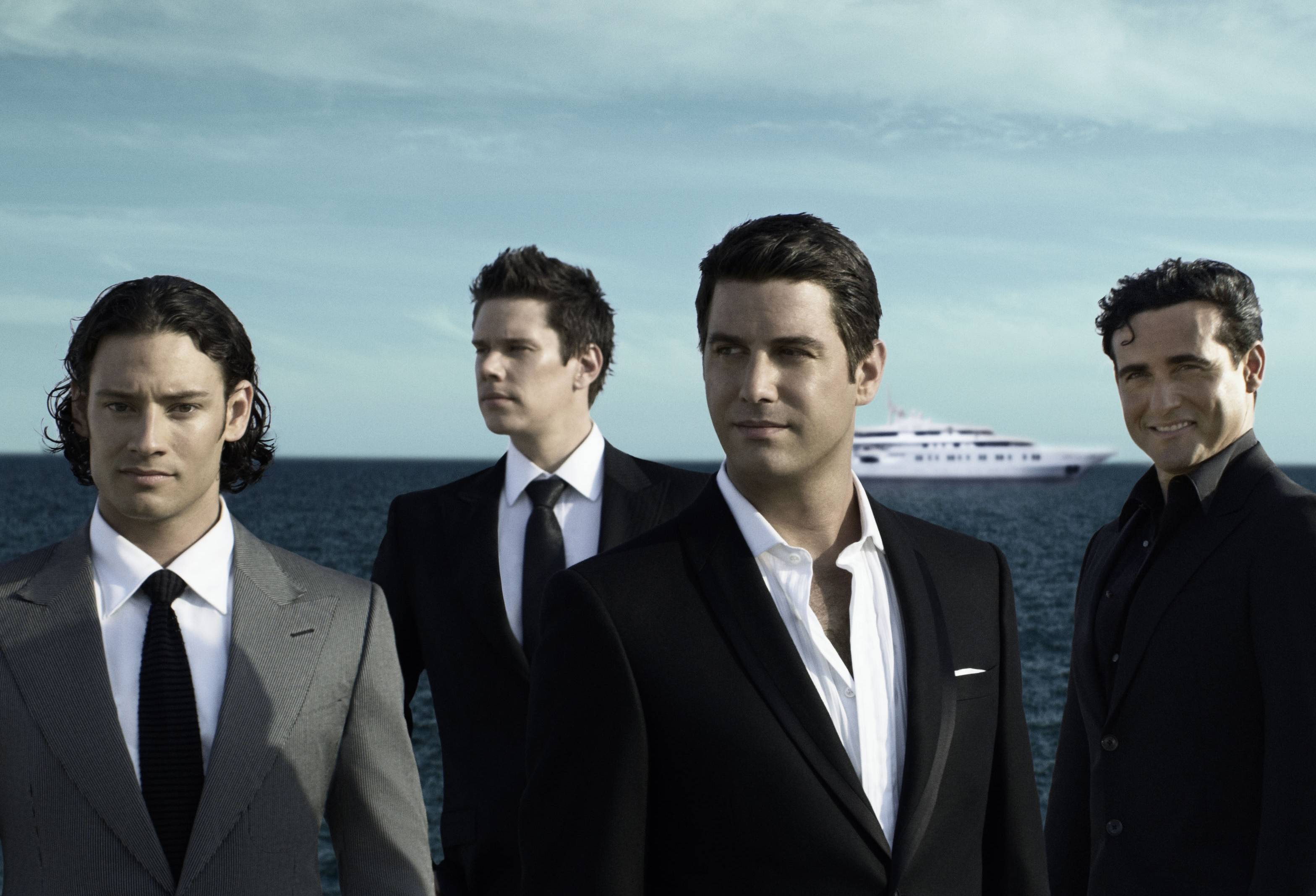Il Divo Wallpapers Wallpaper Cave