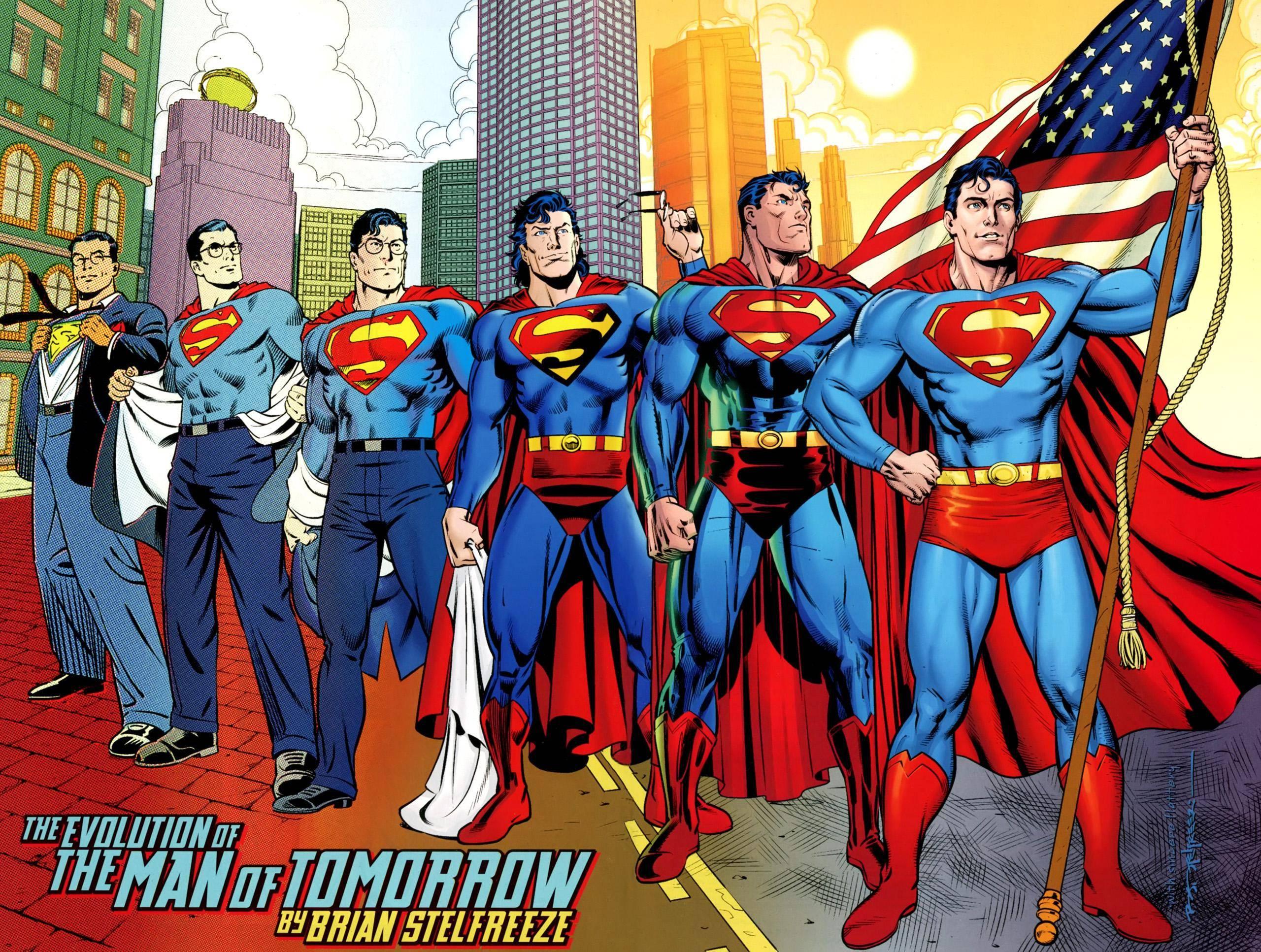 hd superman comics superhero free wallpaper