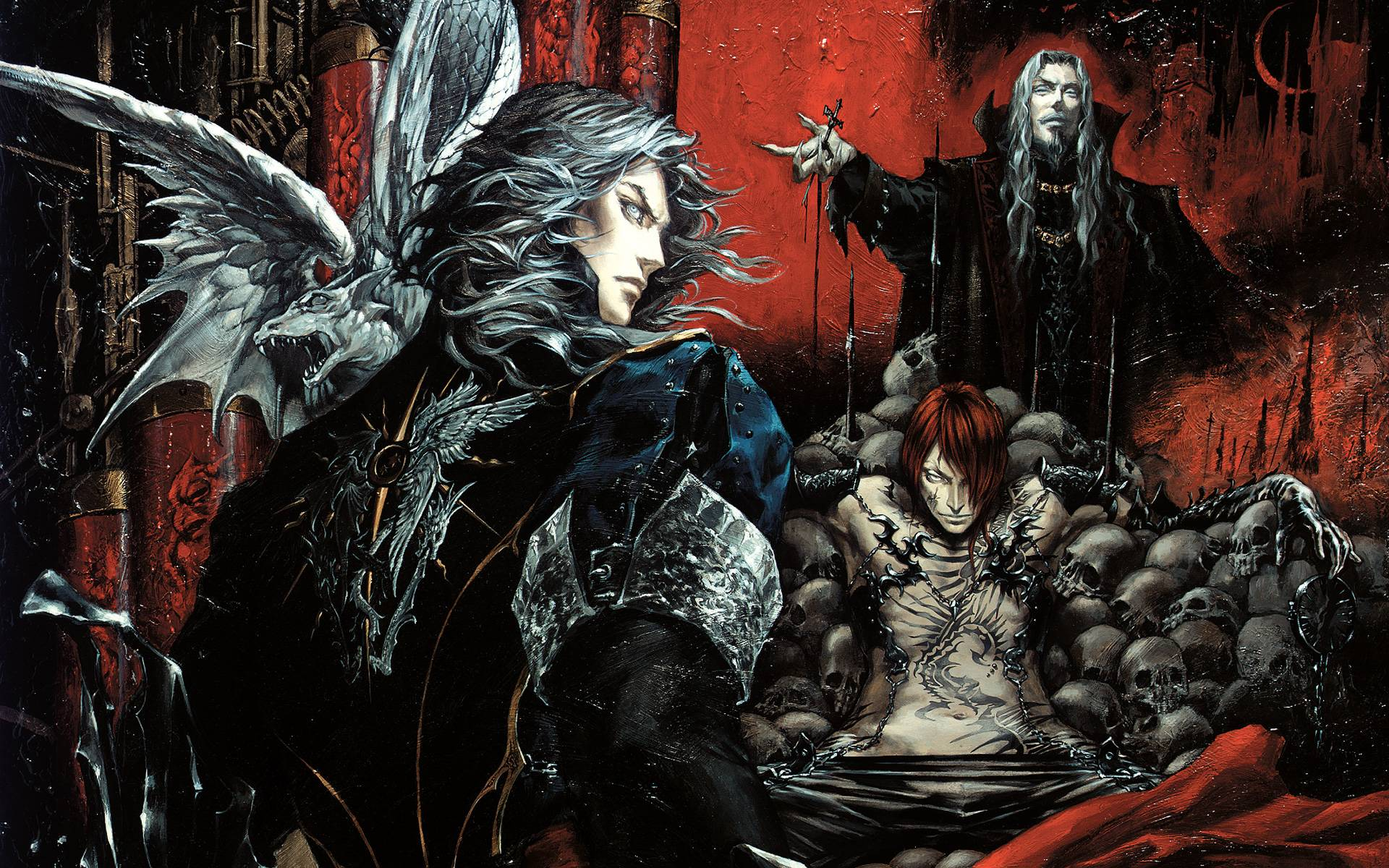 Castlevania Wallpapers Full HD Wallpaper Search