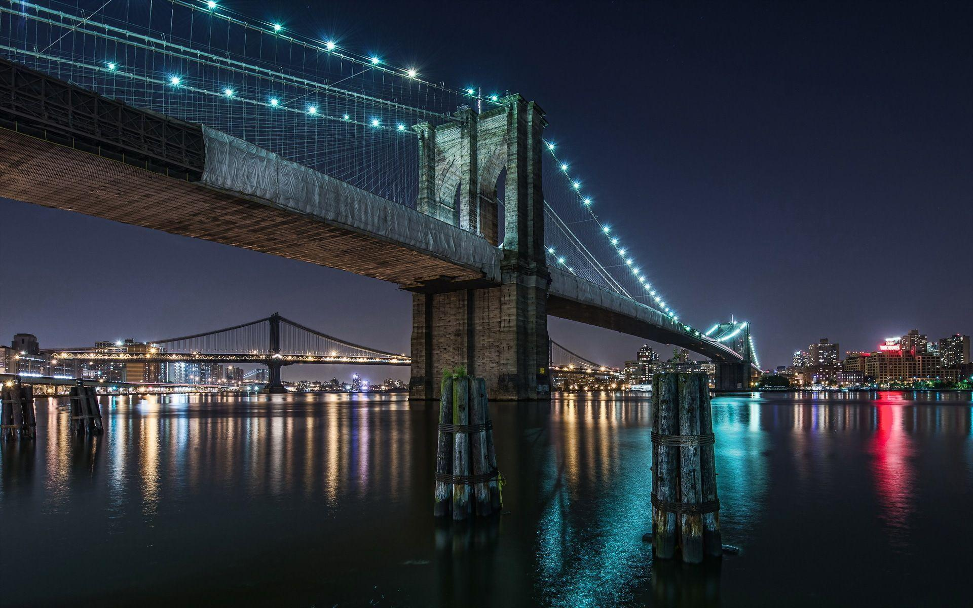 90 Brooklyn Bridge Wallpapers