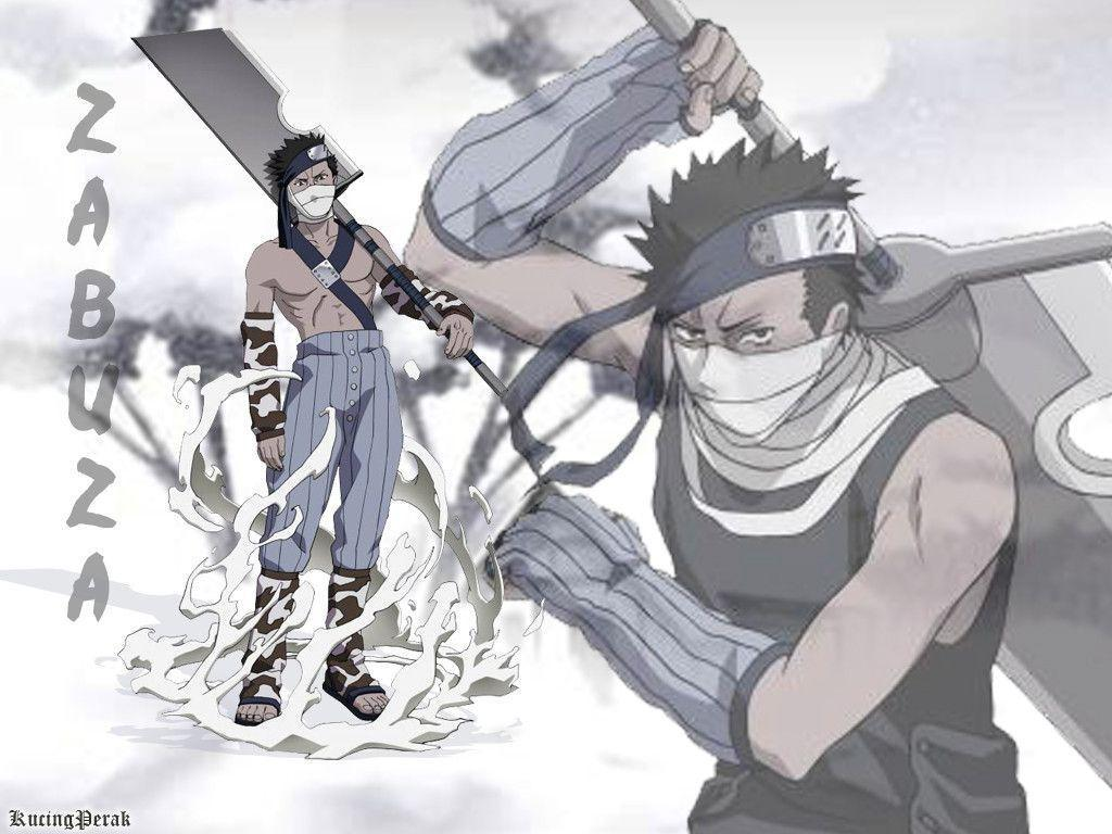 Zabuza And Haku Wallpaper
