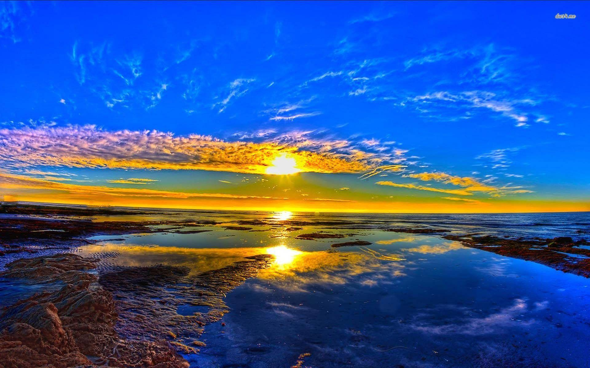 Sun Rise wallpaper - 1182652