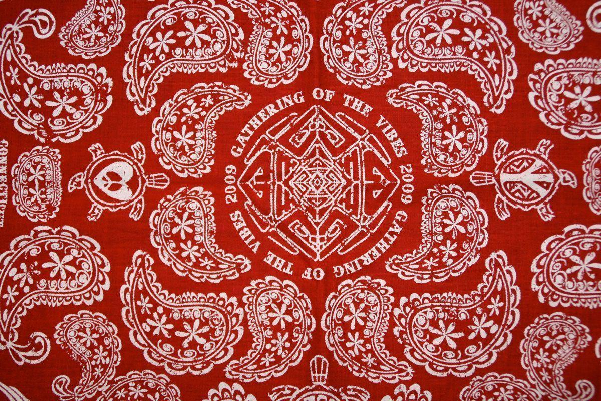 Red Bandana Wallpapers - Wallpaper Cave