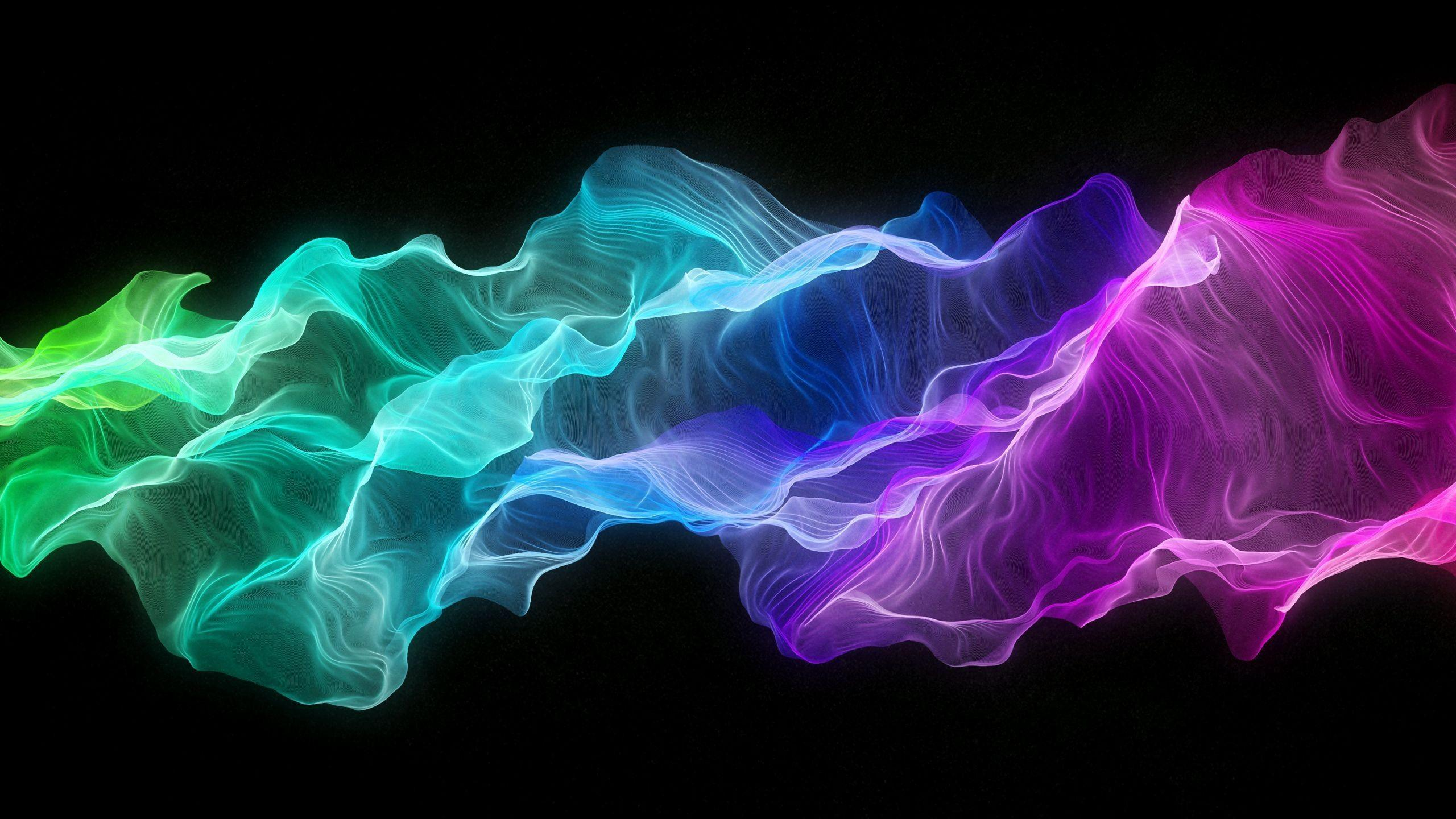 Colorful smoke backgrounds wallpaper cave - Epic wallpapers 2560x1440 ...