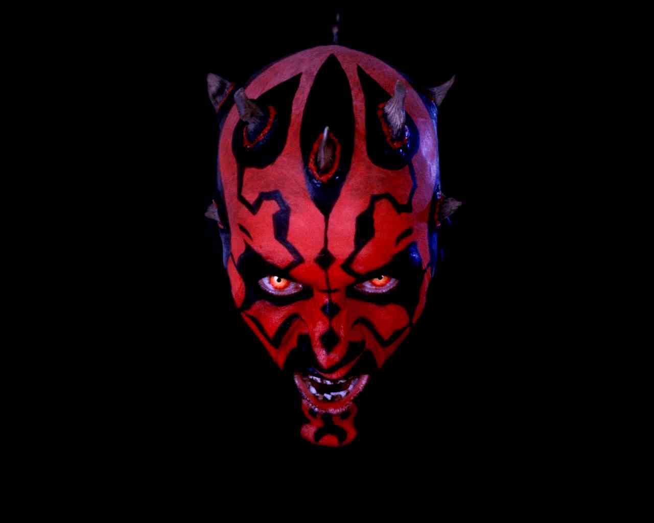 Darth Maul Star Wars Wallpapers High Quality And 1280x1024PX