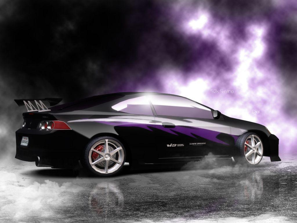 Acura RSX Wallpapers | HD Wallpapers Base