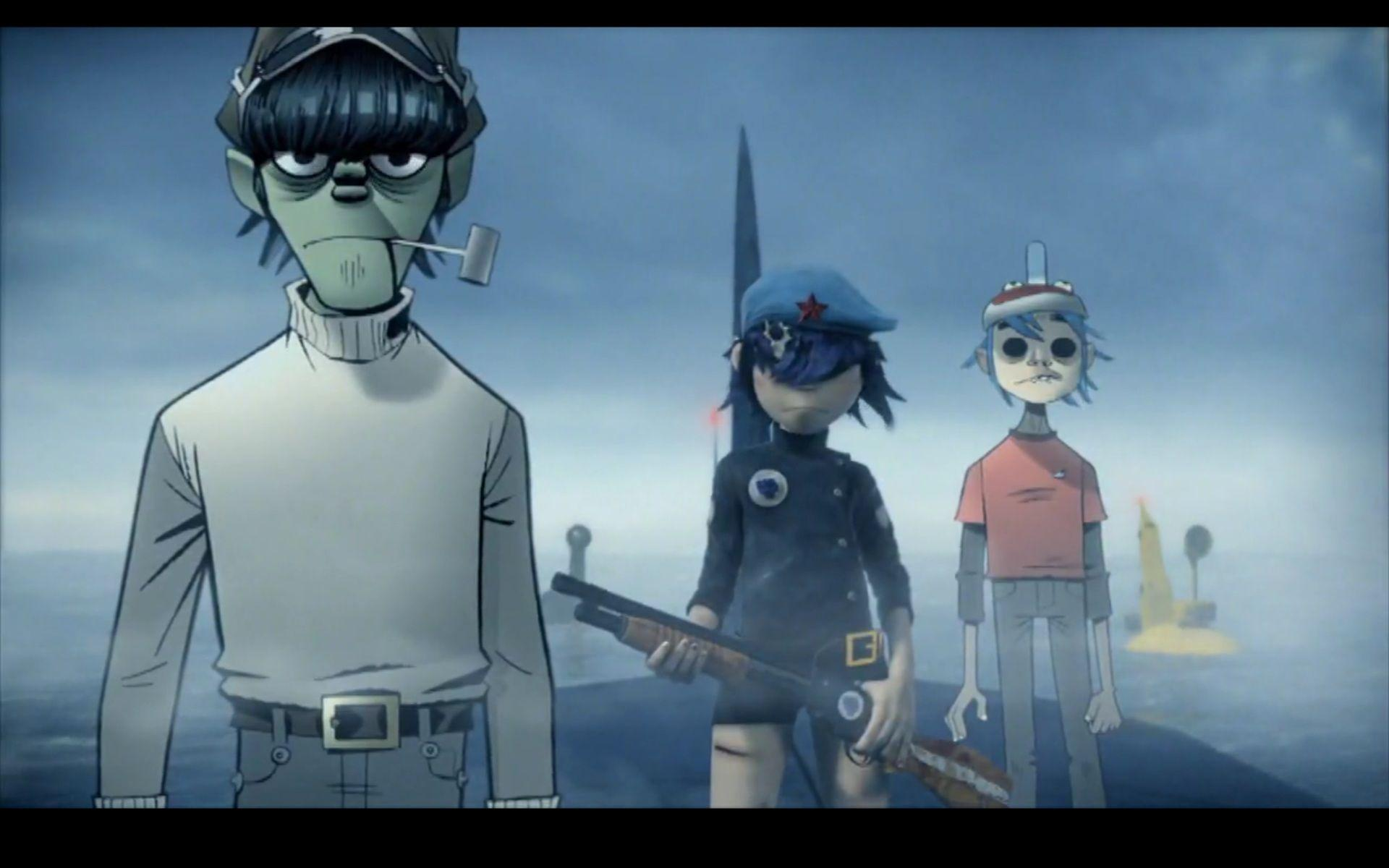 download wallpaper gorillaz desktop - photo #27