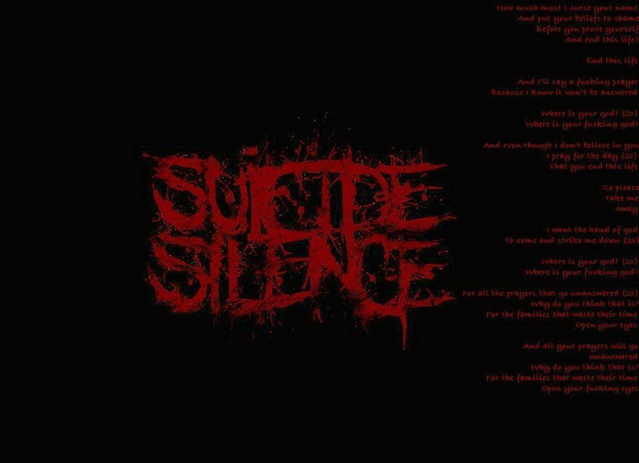 pin wallpapers suicide silence -#main
