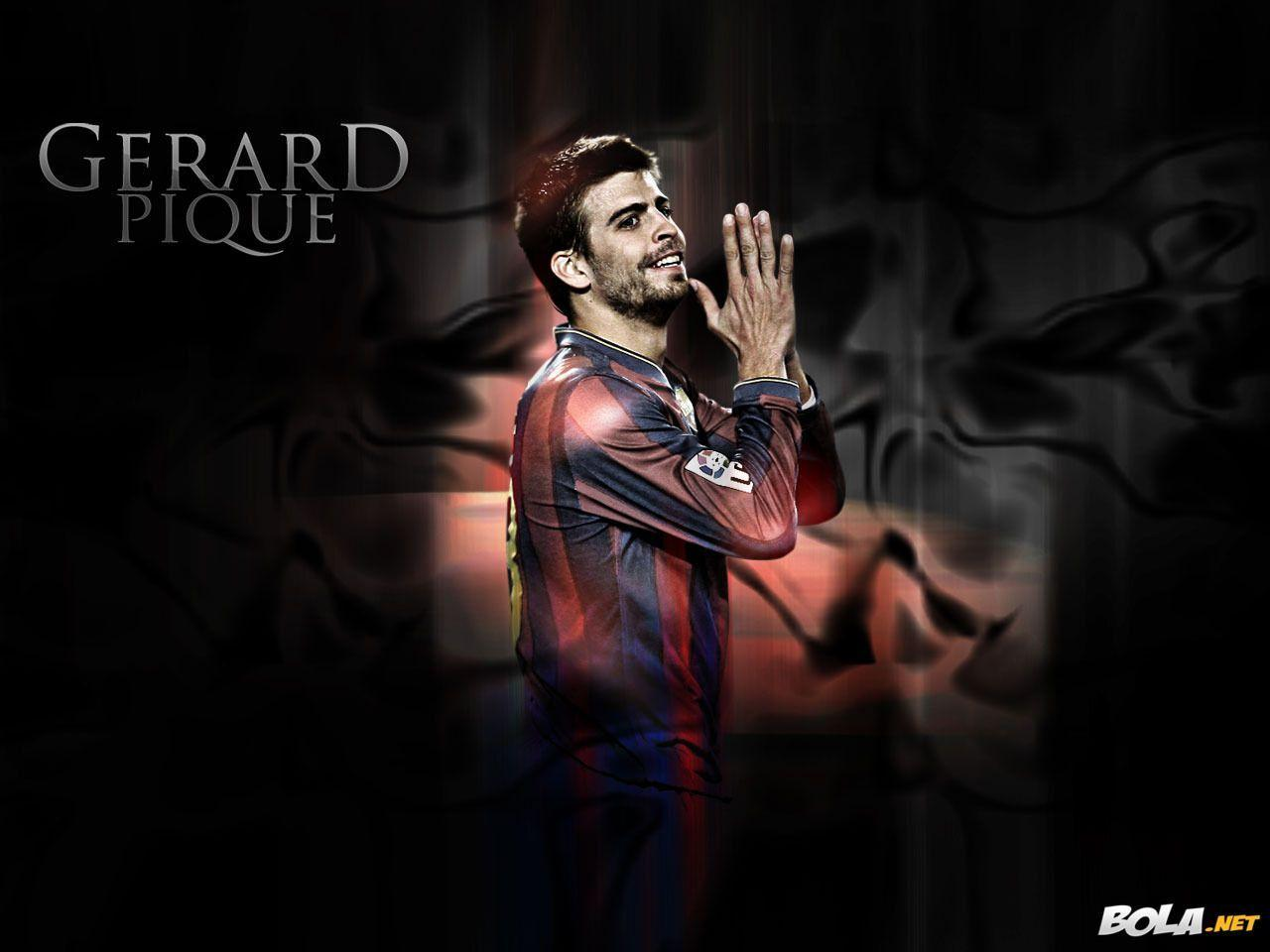 Gerard Pique Football Wallpapers