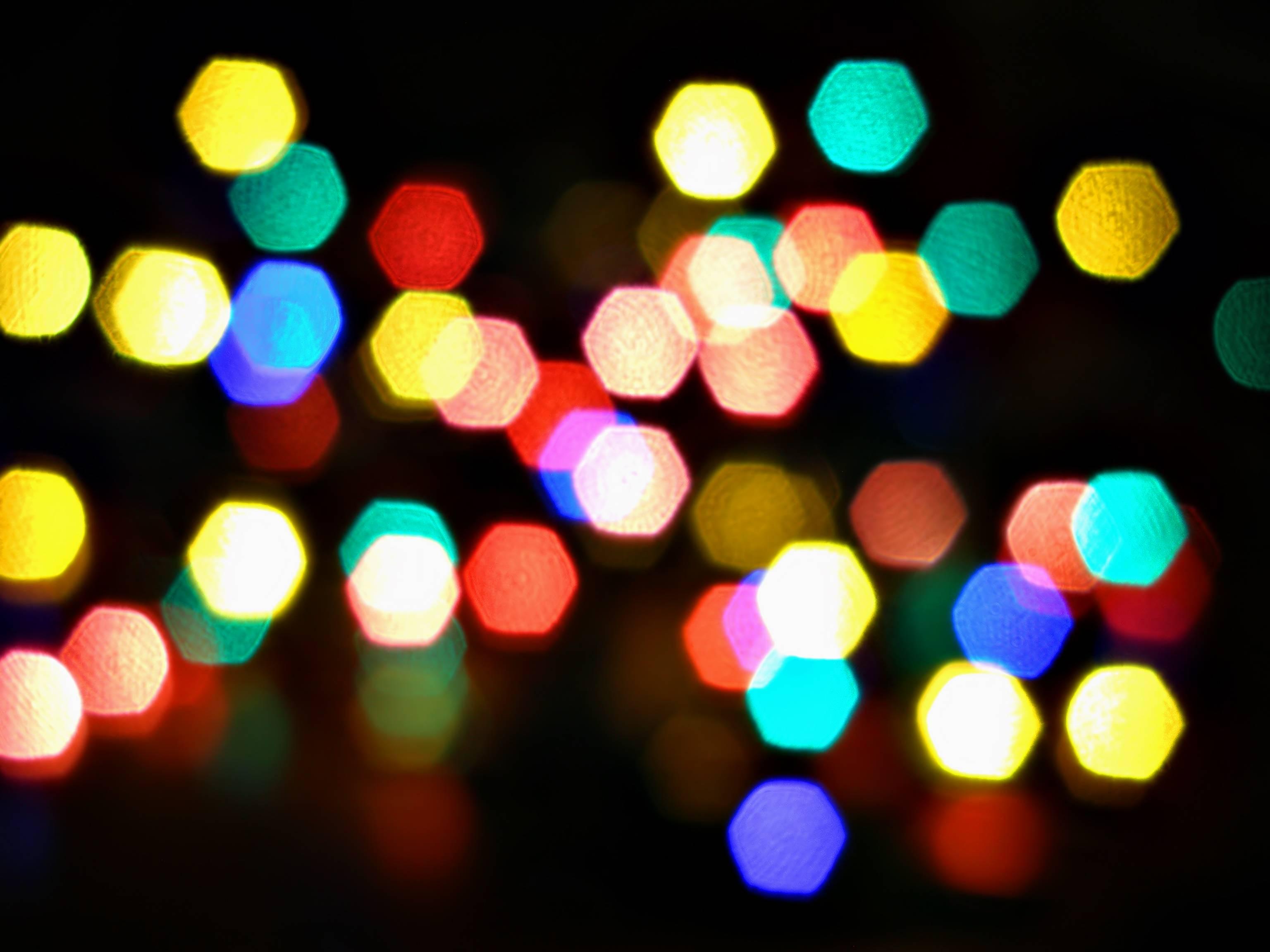 Christmas Light Backgrounds - Wallpaper Cave