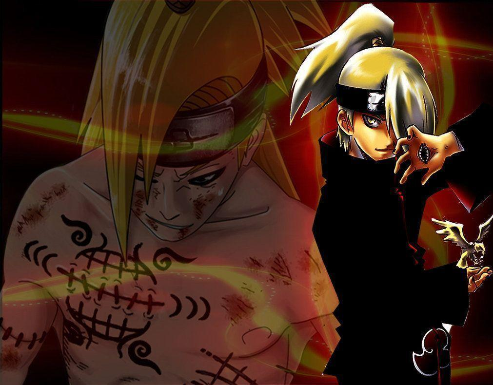 deidara wallpaper by ilacirjr-#2