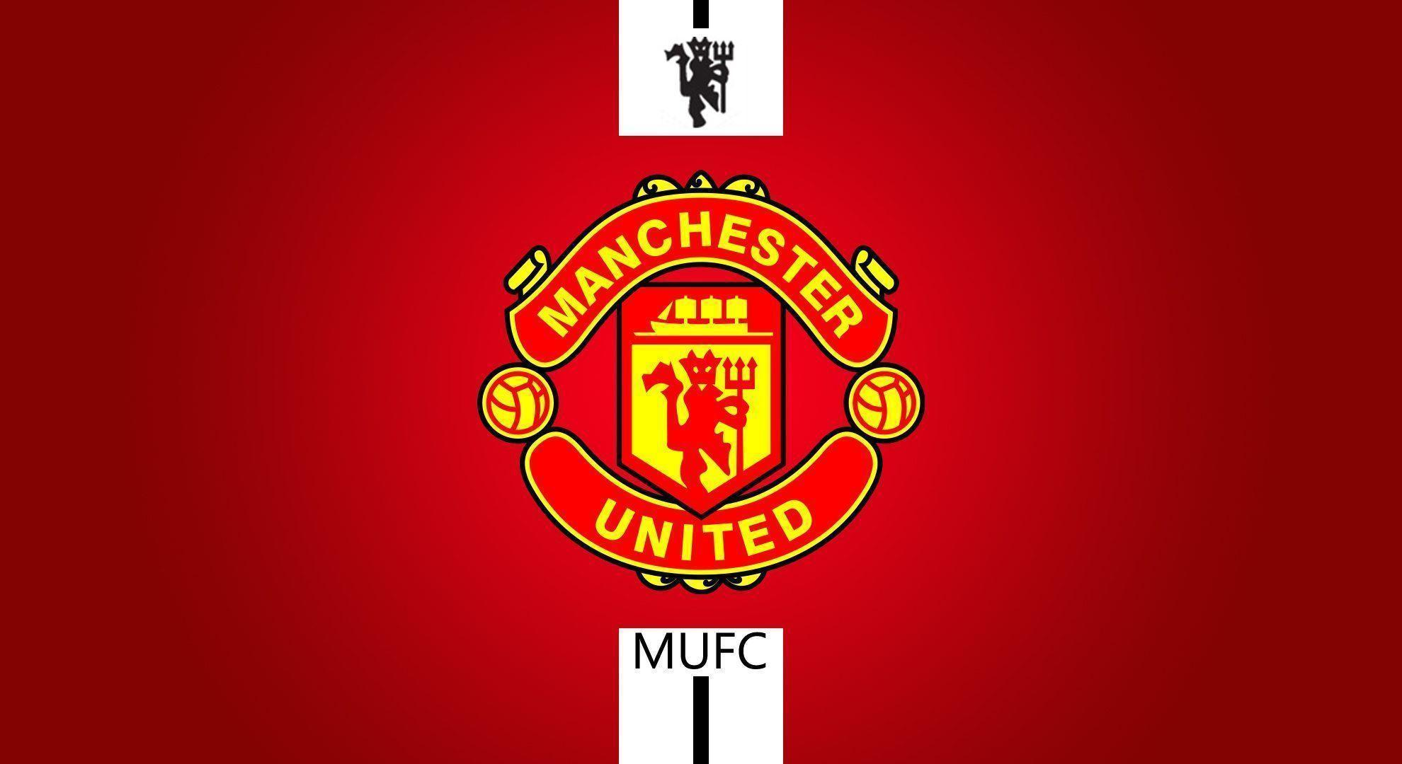 Manchester United Wallpaper Manchester United Logo