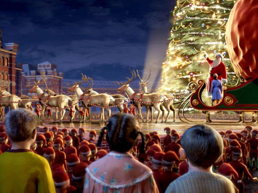 polar express wallpapers wallpaper cave