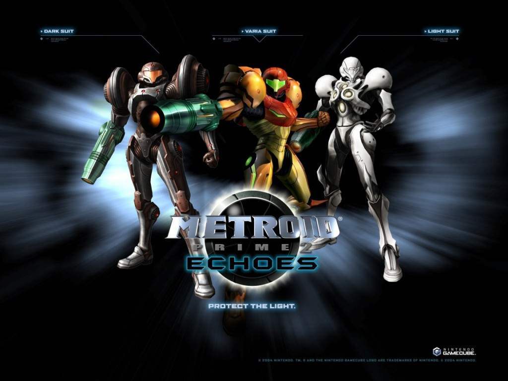 Wallpapers For > Metroid Prime 1 Wallpapers