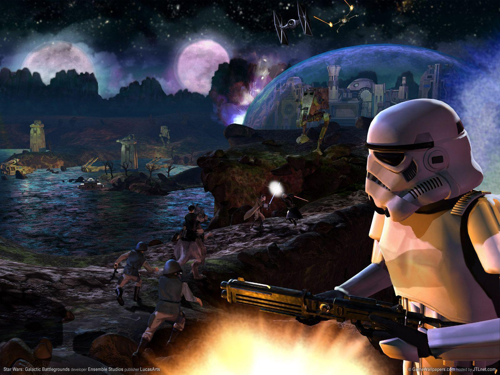 Free Star Wars Wallpapers Wallpaper Cave