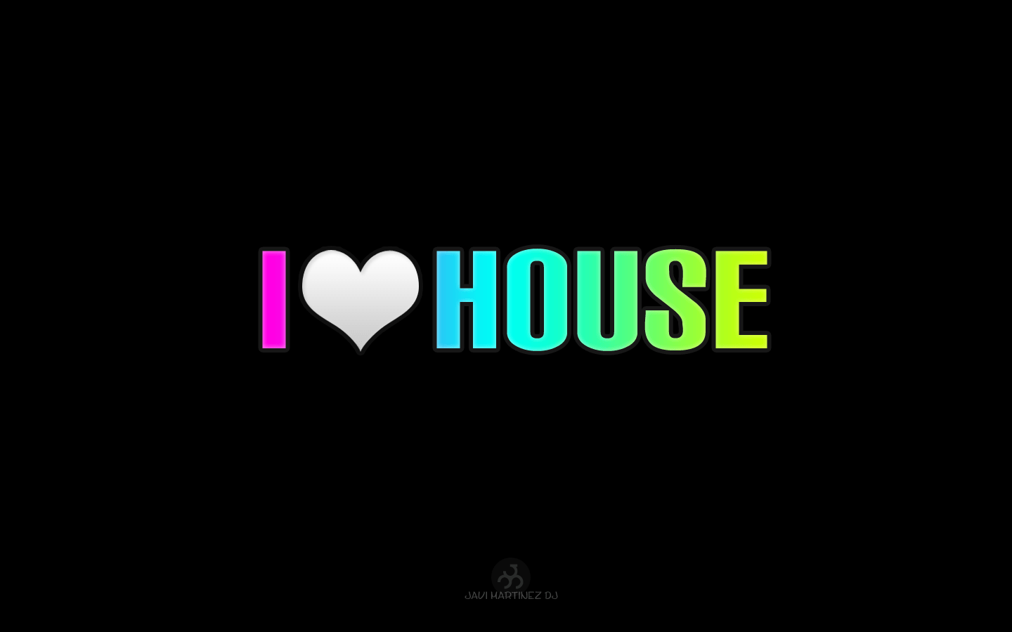 I love house music wallpapers wallpaper cave for Best 80s house music