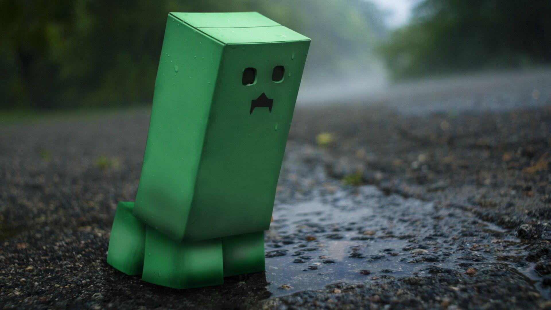 Minecraft Image Backgrounds HD Wallpapers Creeper Minecraft Image