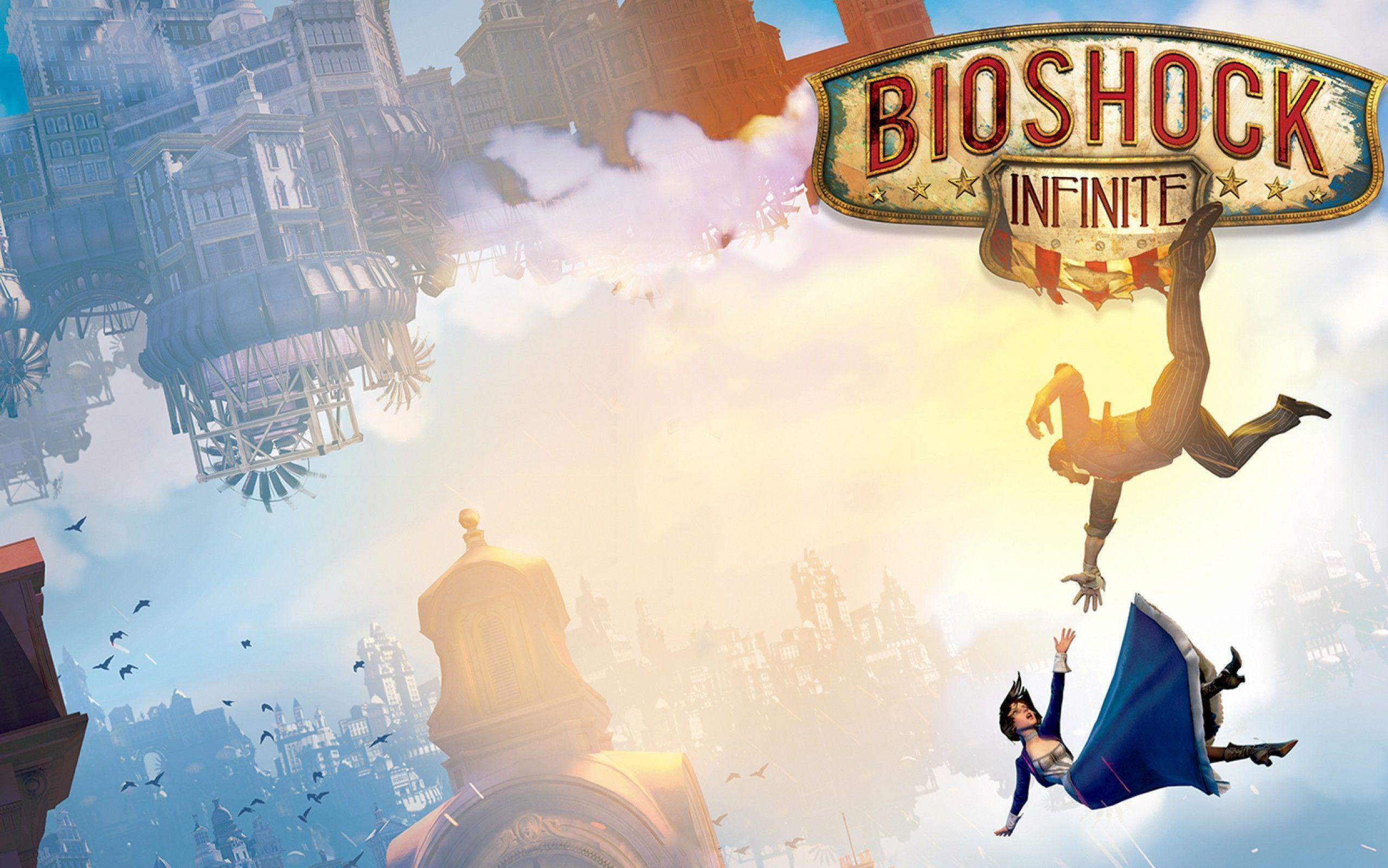 Bioshock Infinite Wallpapers Hd The Tps Games 510x330PX ~ Wallpapers