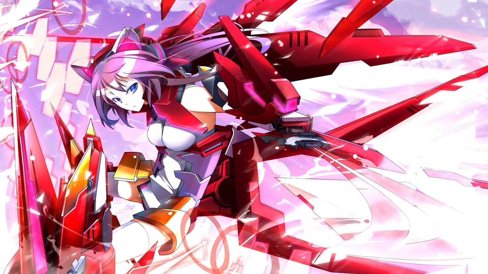 Infinite Stratos Wallpapers - Wallpaper Cave