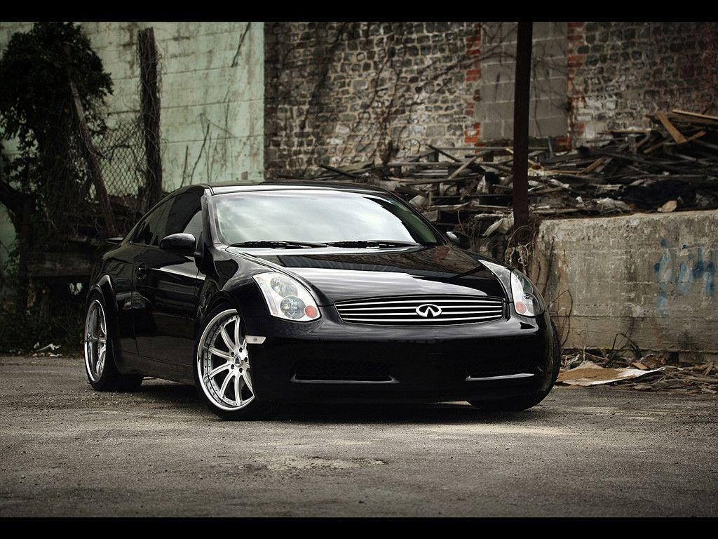 Infiniti G35 Sport Coupe - Photography by Webb Bland Product Shot ...