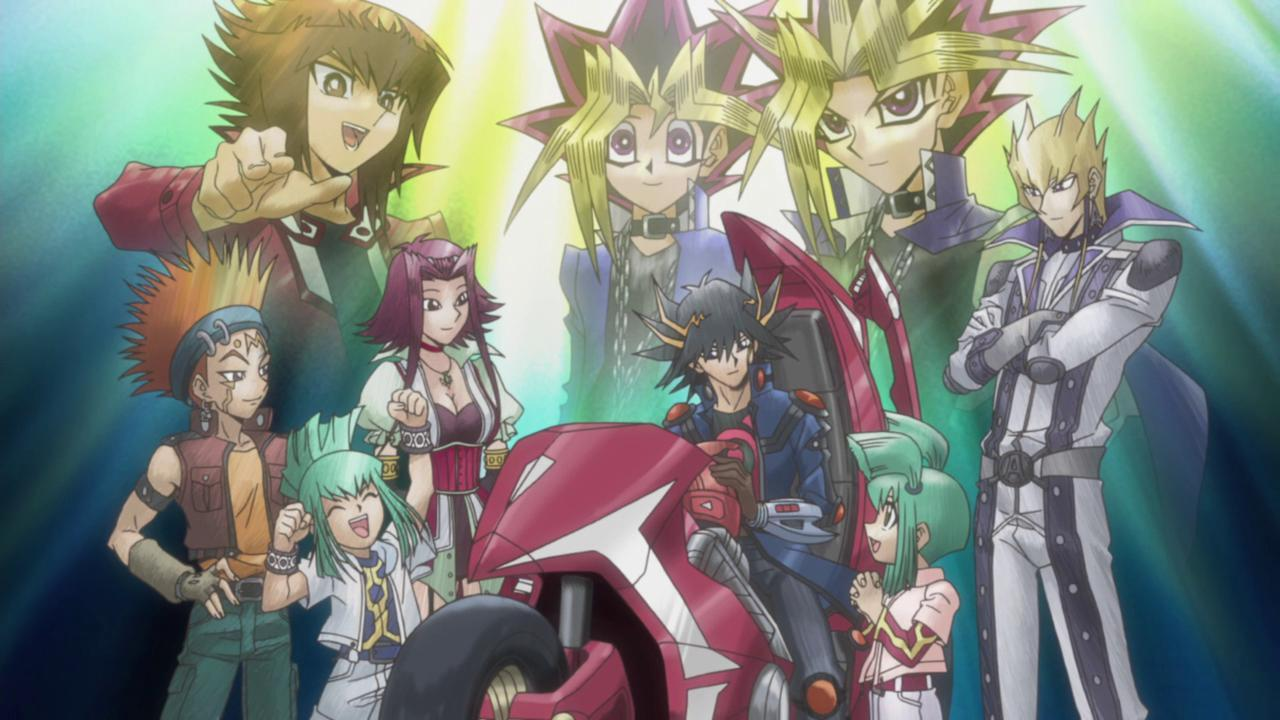 yugioh 5ds wallpapers wallpaper cave