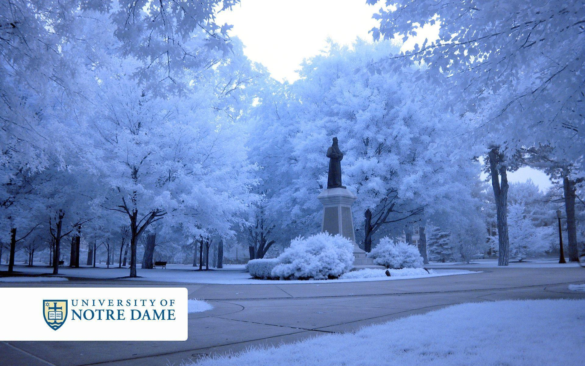University Of Notre Dame Campus wallpapers