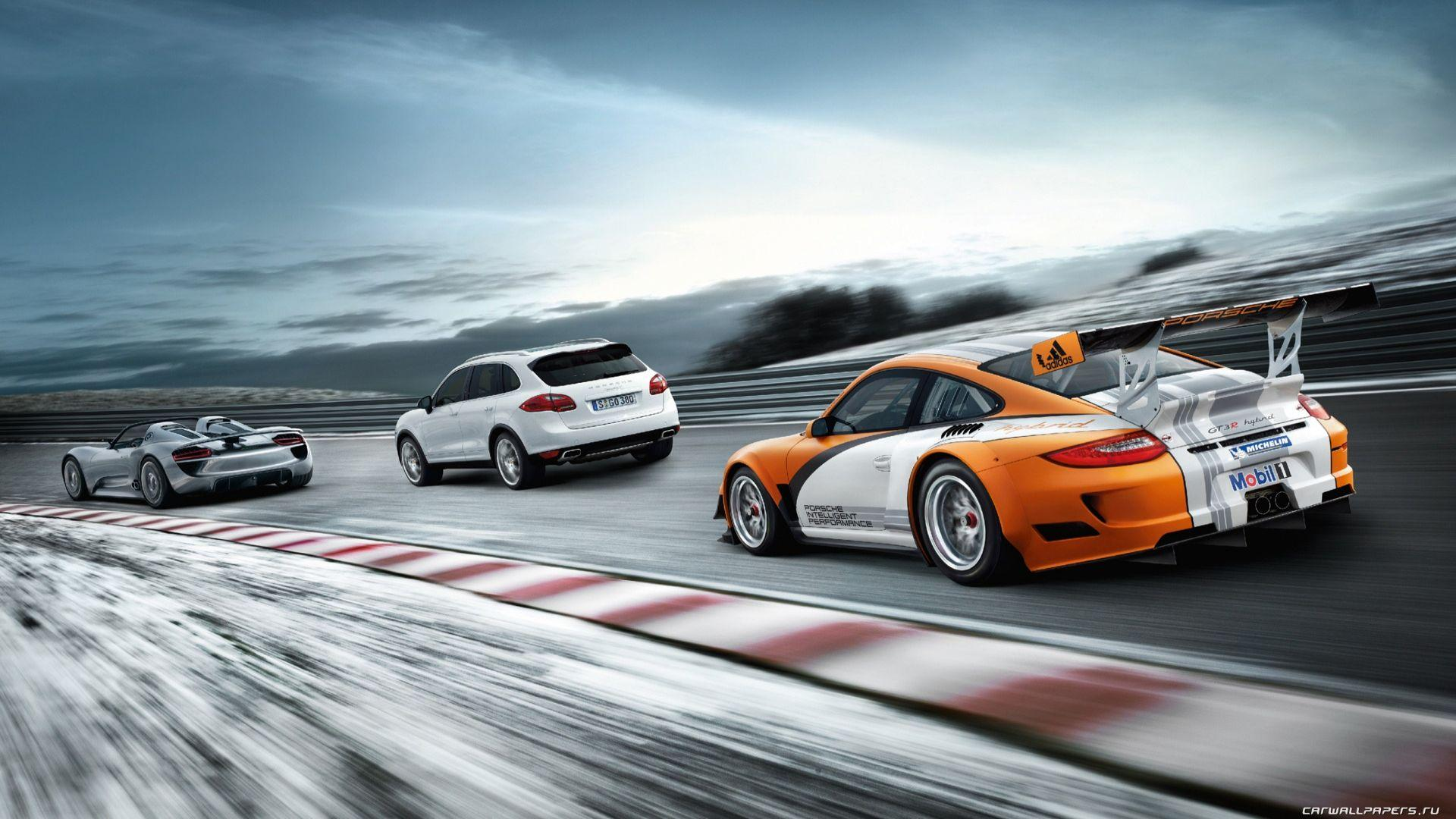Porsche Wallpapers | HD Wallpapers Base