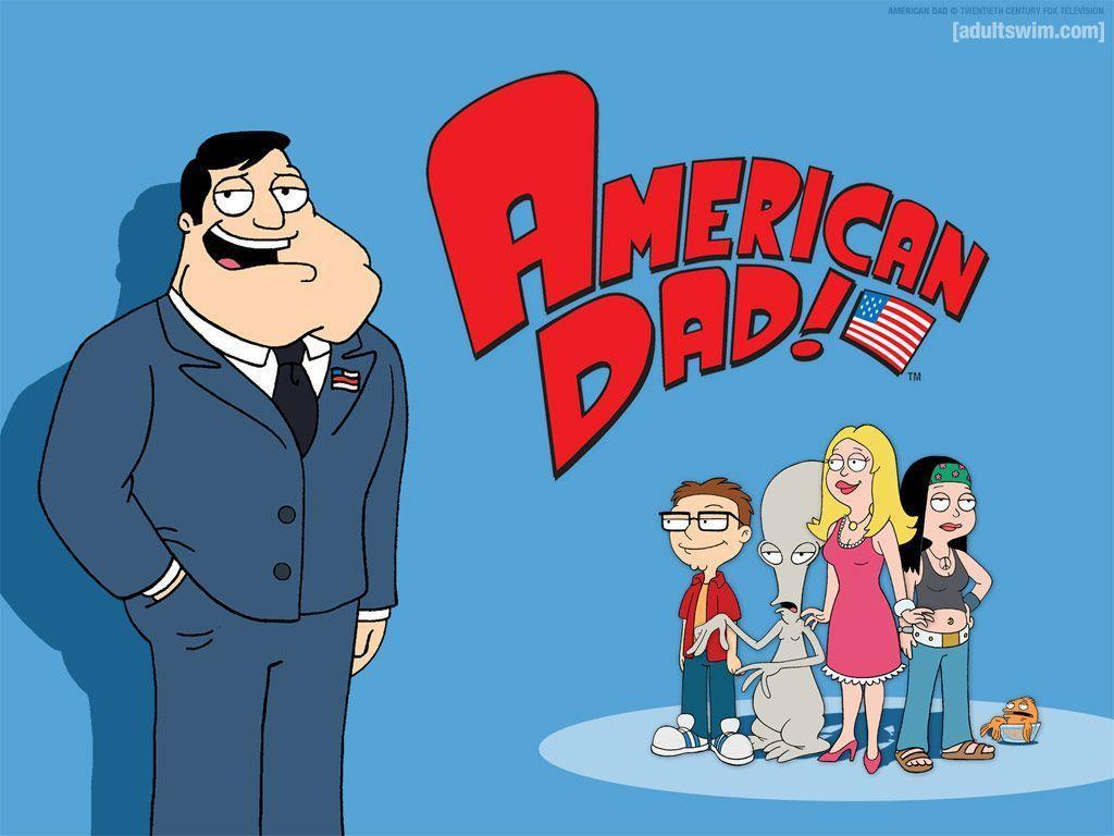 American Dad Wallpapers 39936 in Movies
