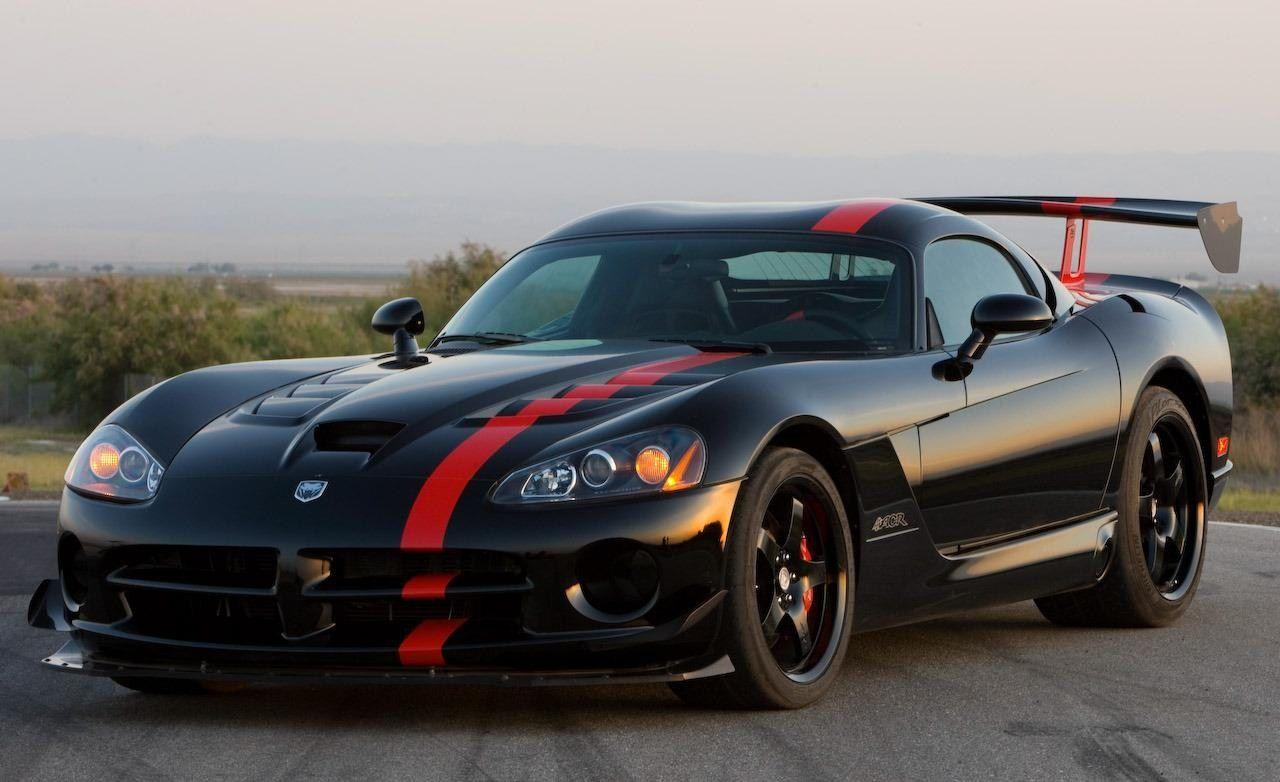 Red Dodge Viper Wallpapers x