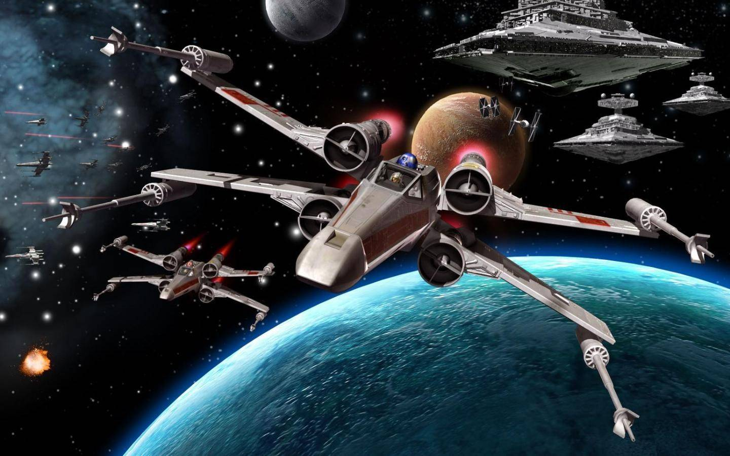 Images For \u003e X Wing Wallpaper 1920x1080