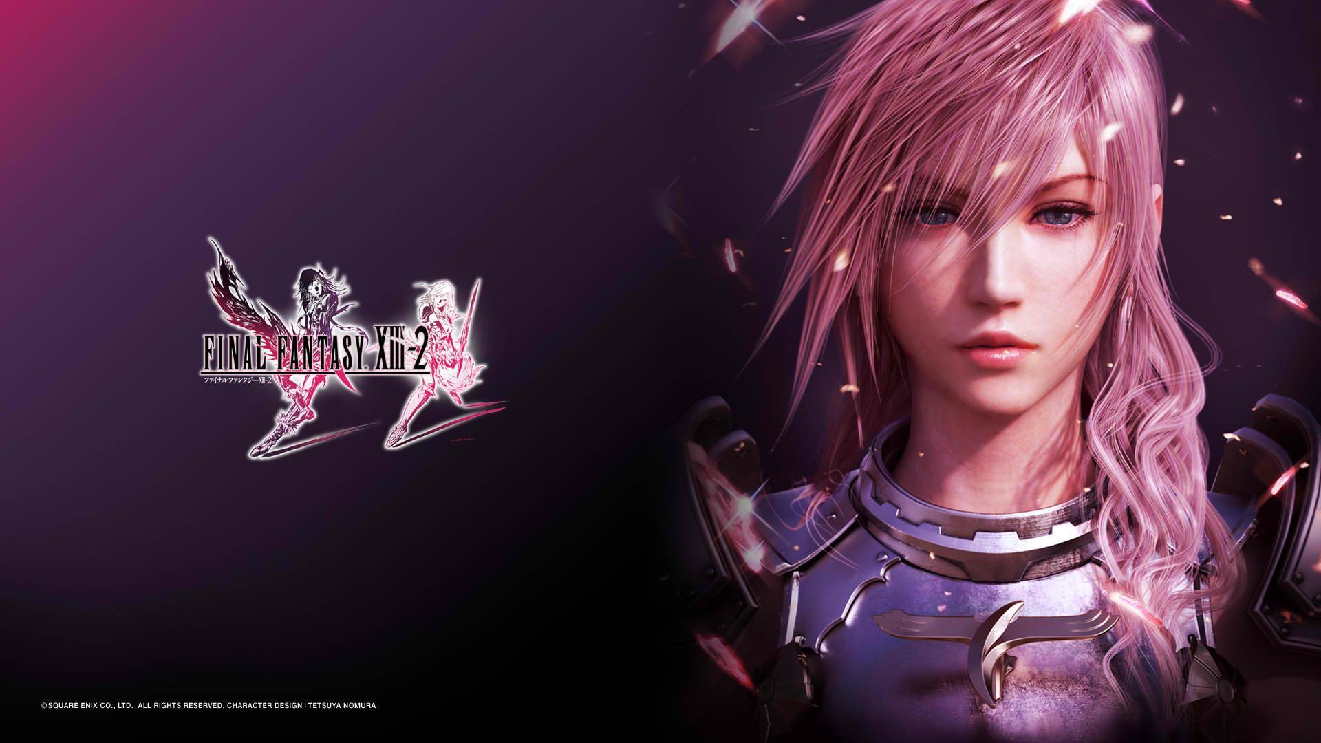 Lightning Final Fantasy Wallpapers - Wallpaper Cave