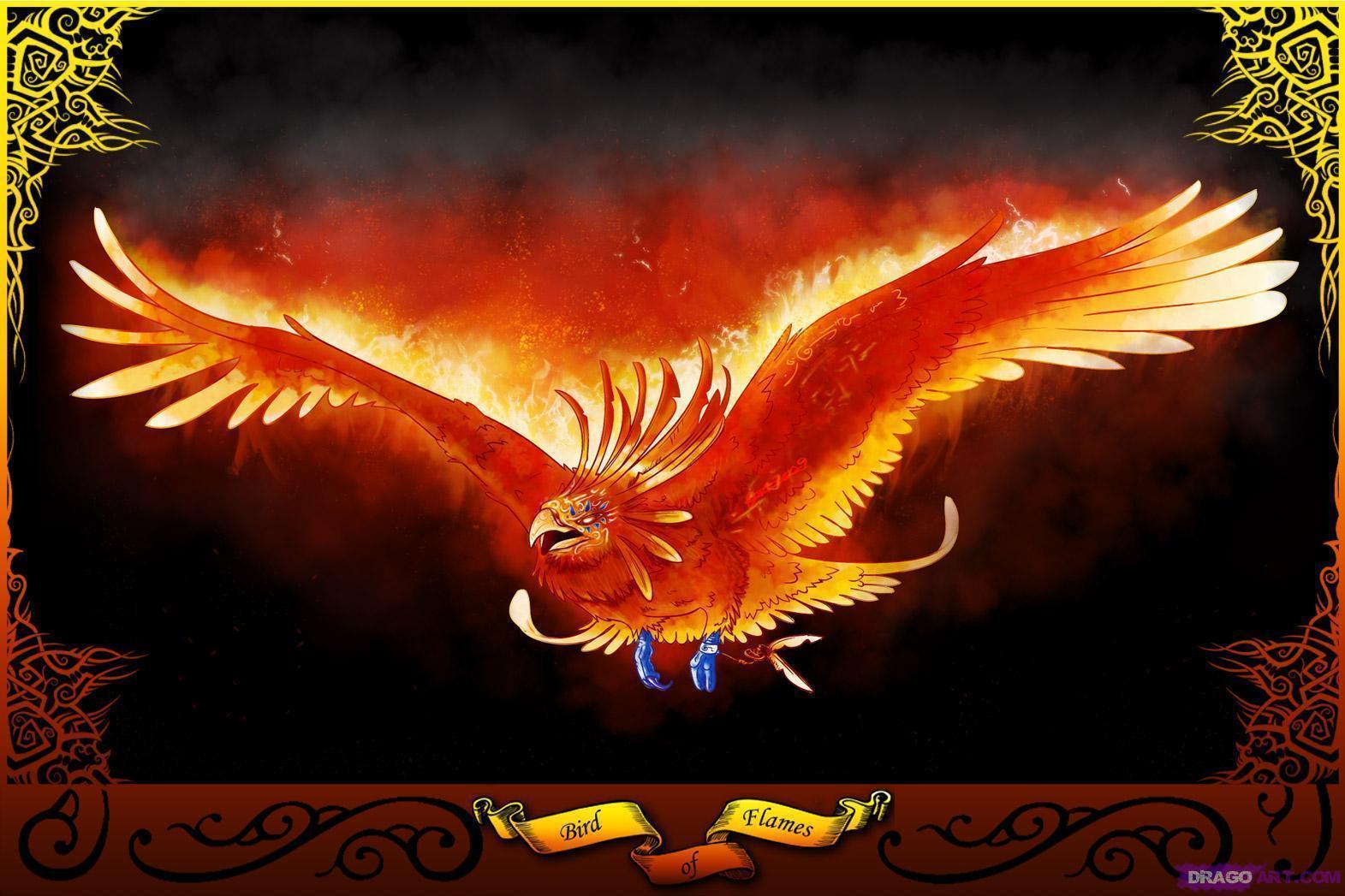 Phoenix Bird Wallpapers - Wallpaper Cave