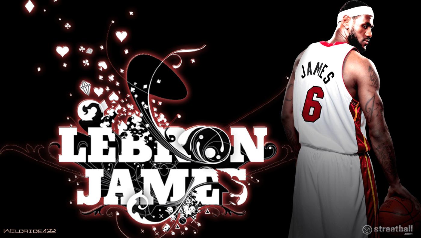 Lebron Miami Heat Wallpapers - - 294.2KB