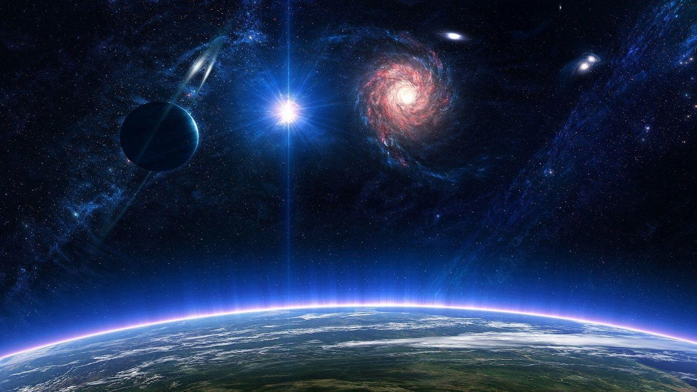 deep space hd wallpaper 1366x768 - photo #29