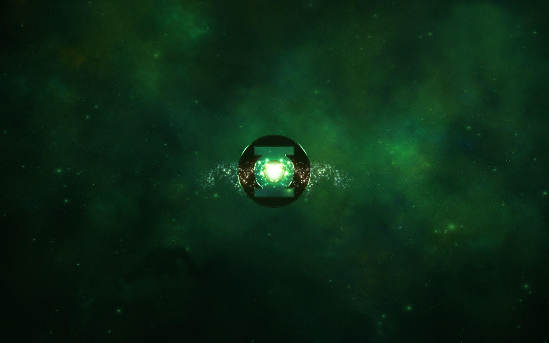 Green Lantern Logo Wallpapers