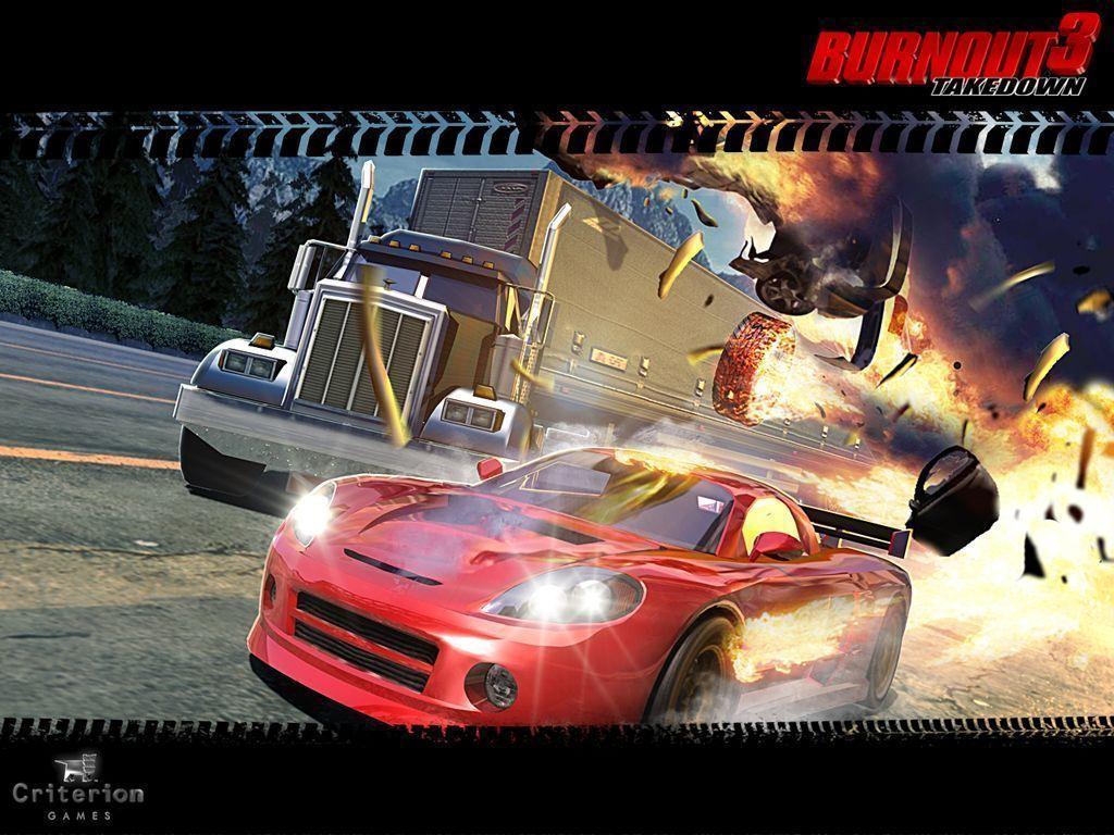 Burnout 3 Takedown Wallpaper