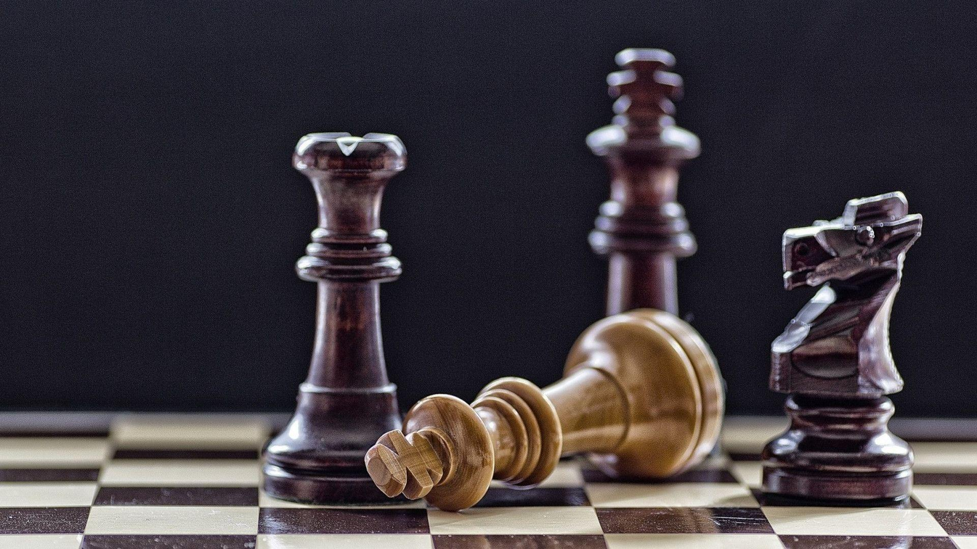 Chess Board Wallpapers Wallpaper Cave