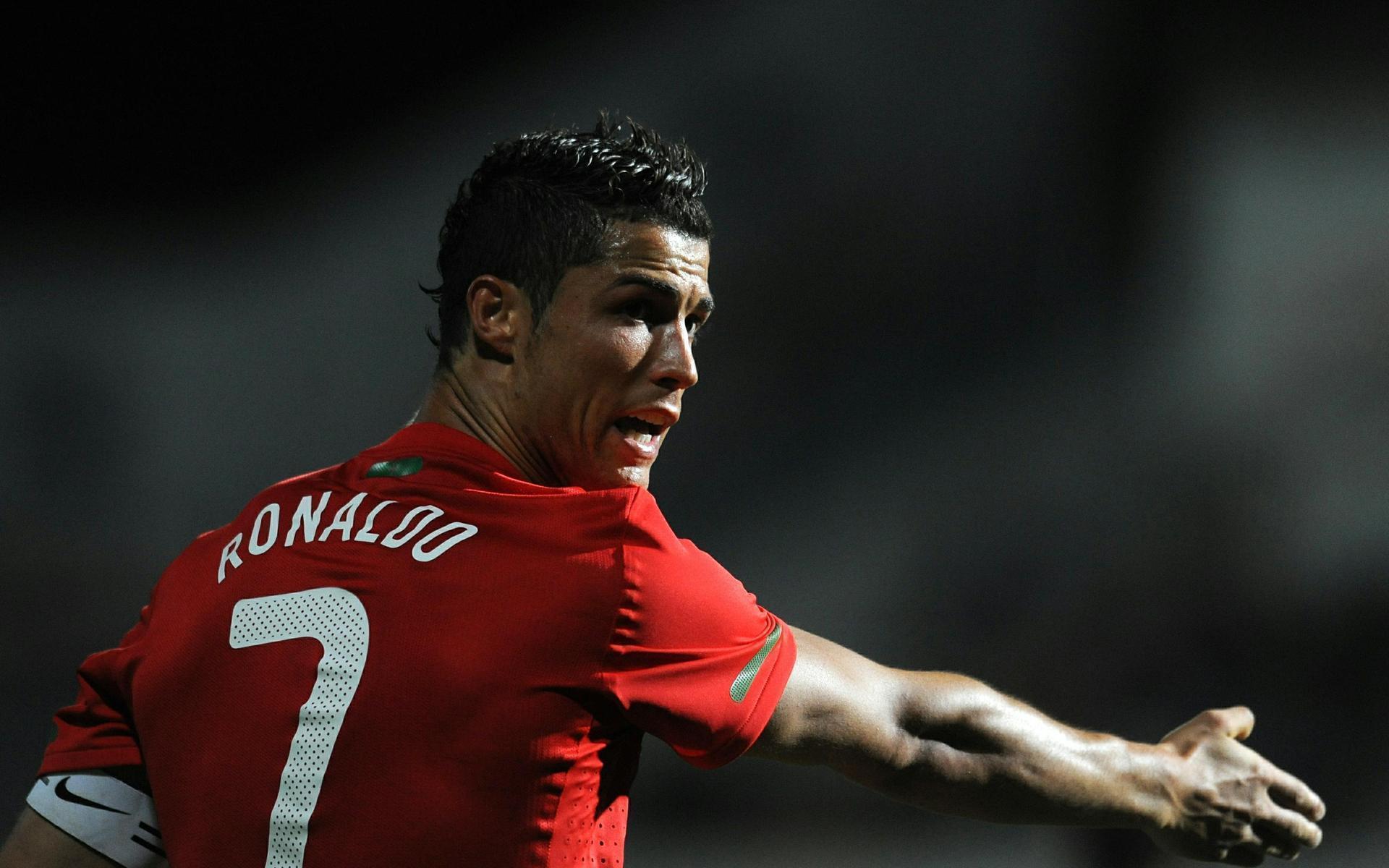 Cristiano Ronaldo Profil Wallpaper Images #385 Wallpaper | High ...