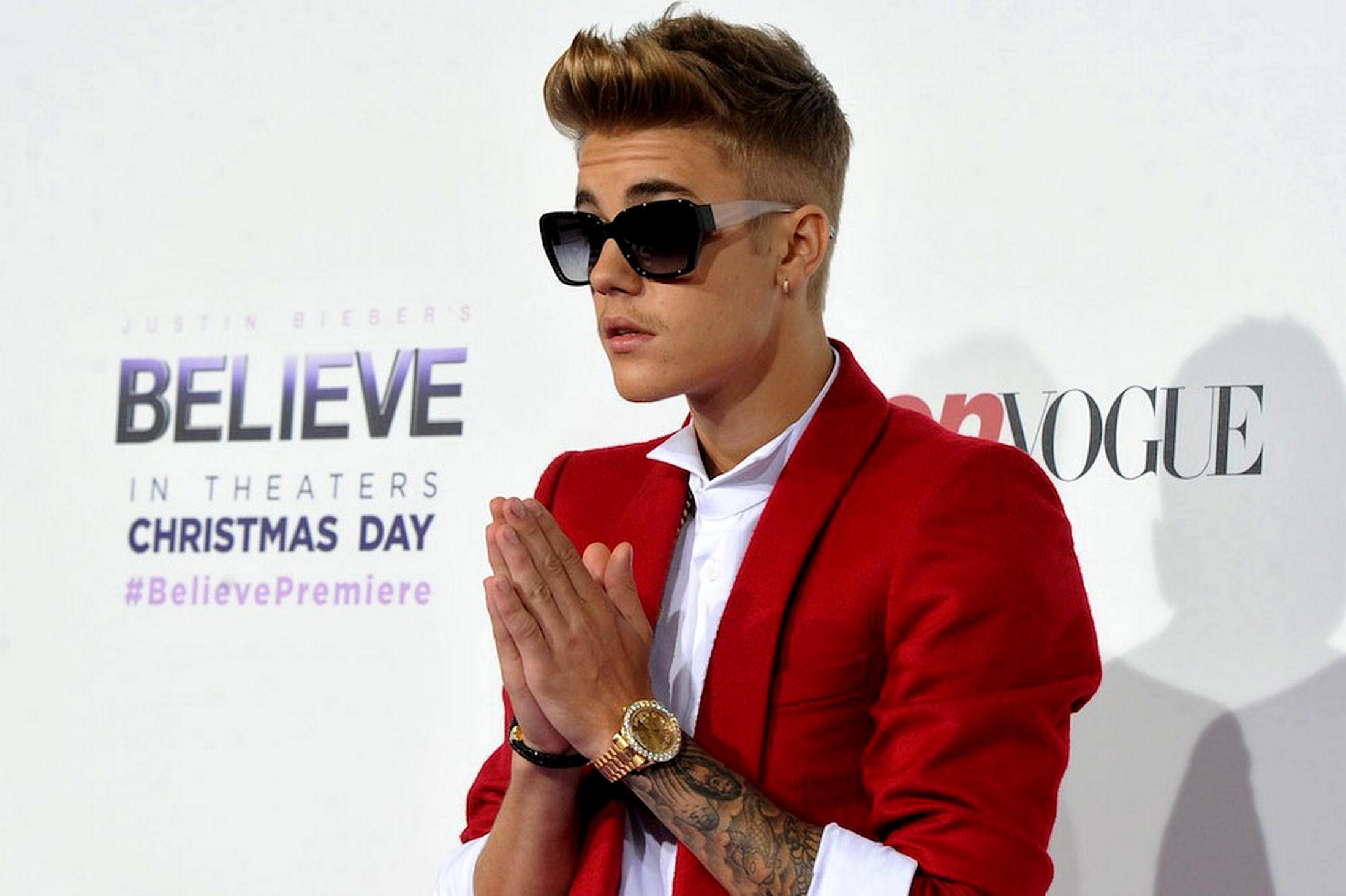 HD Justin bieber 2014 Funny Wallpapers