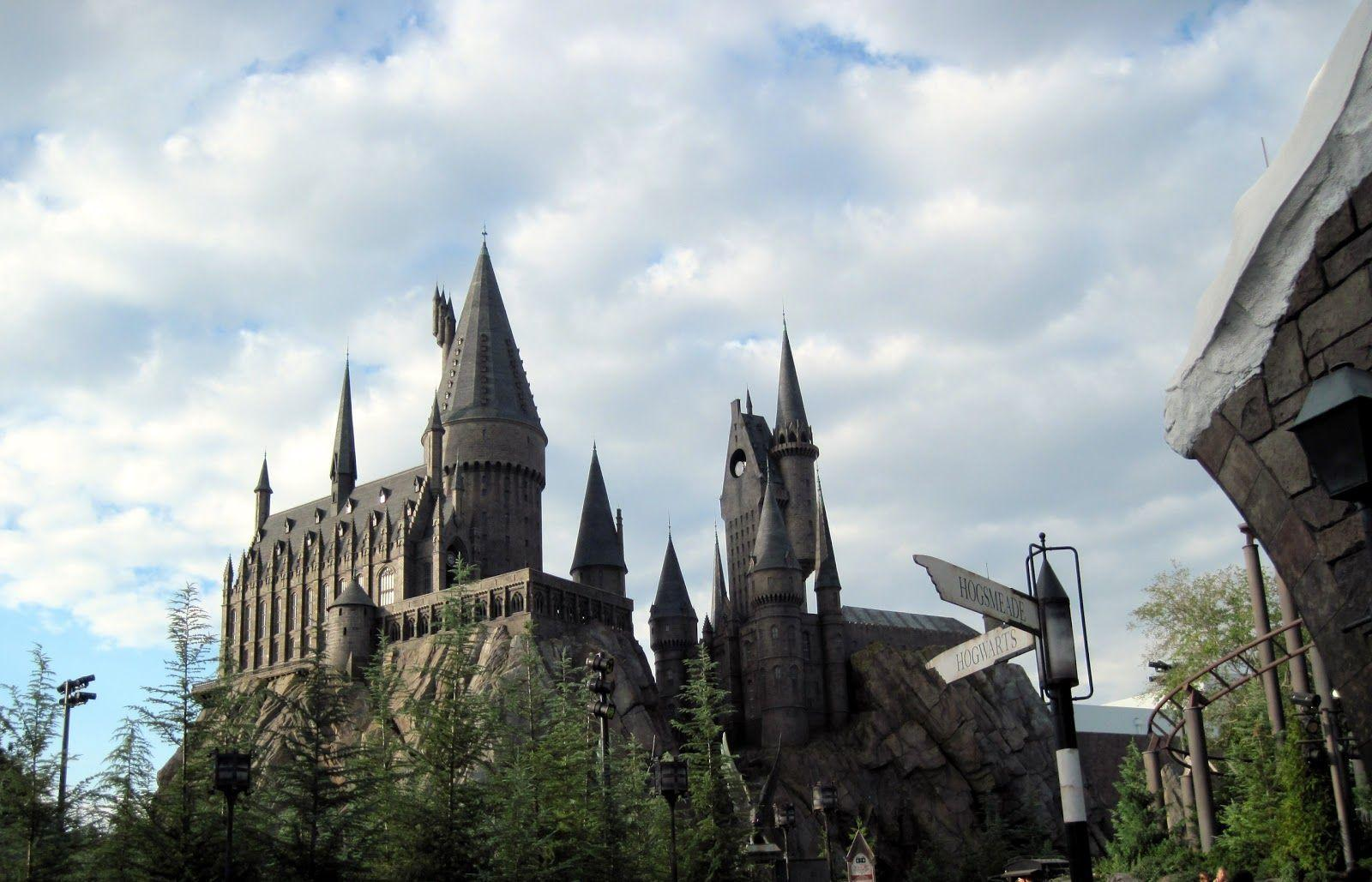 Harry Potter Castle