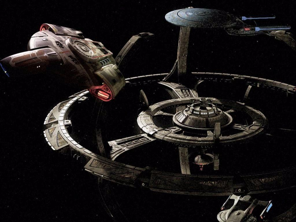 Star Trek Ds9 Wallpaper Backgrounds