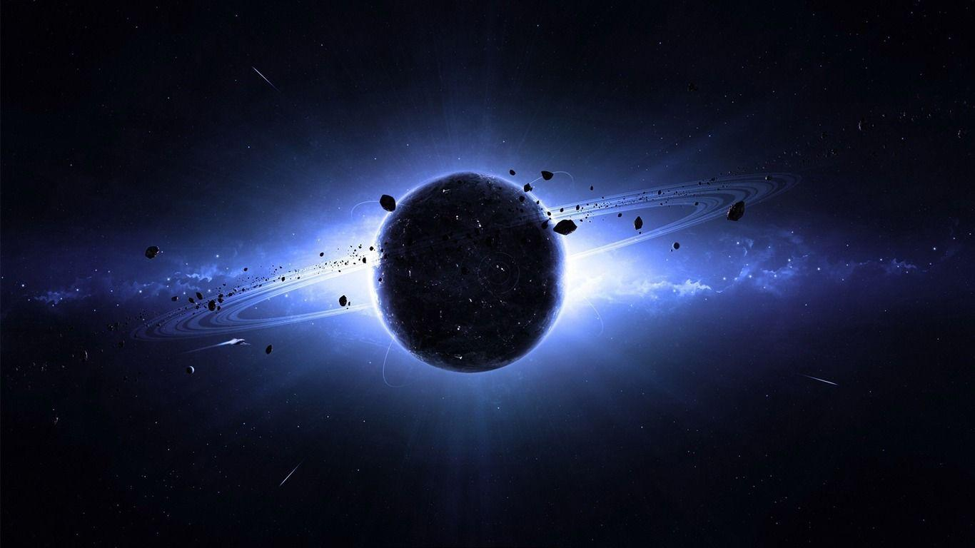 deep space hd wallpaper 1366x768 - photo #32