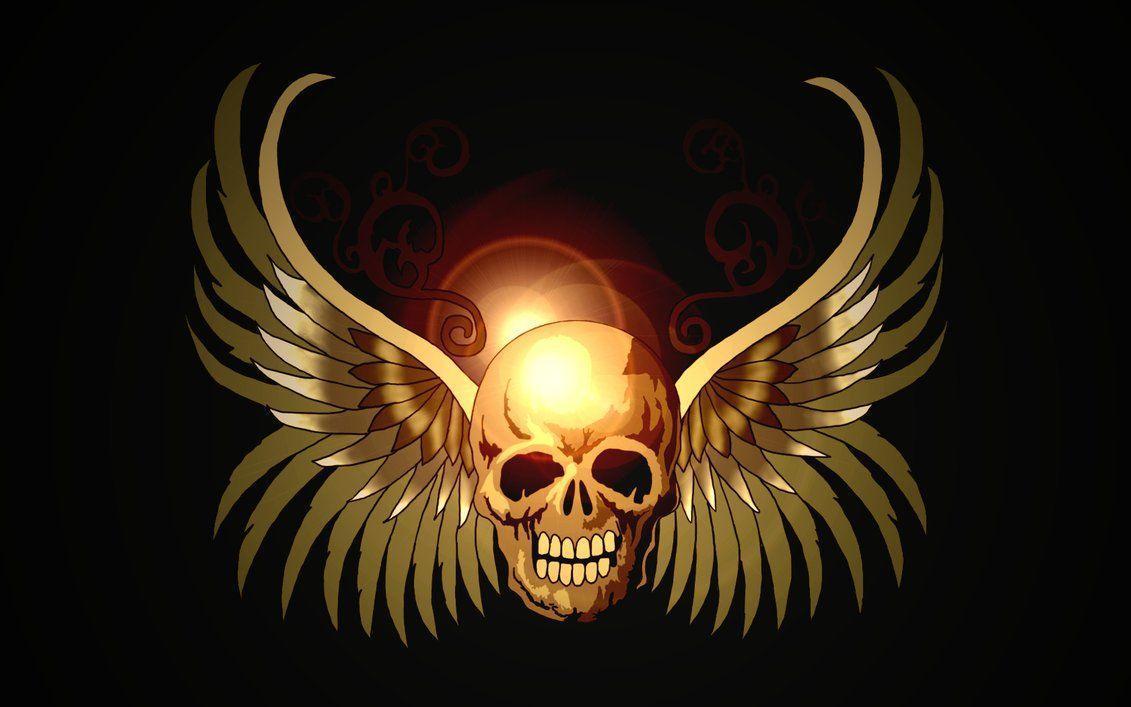 Skull Head Wallpapers - Wallpaper Cave