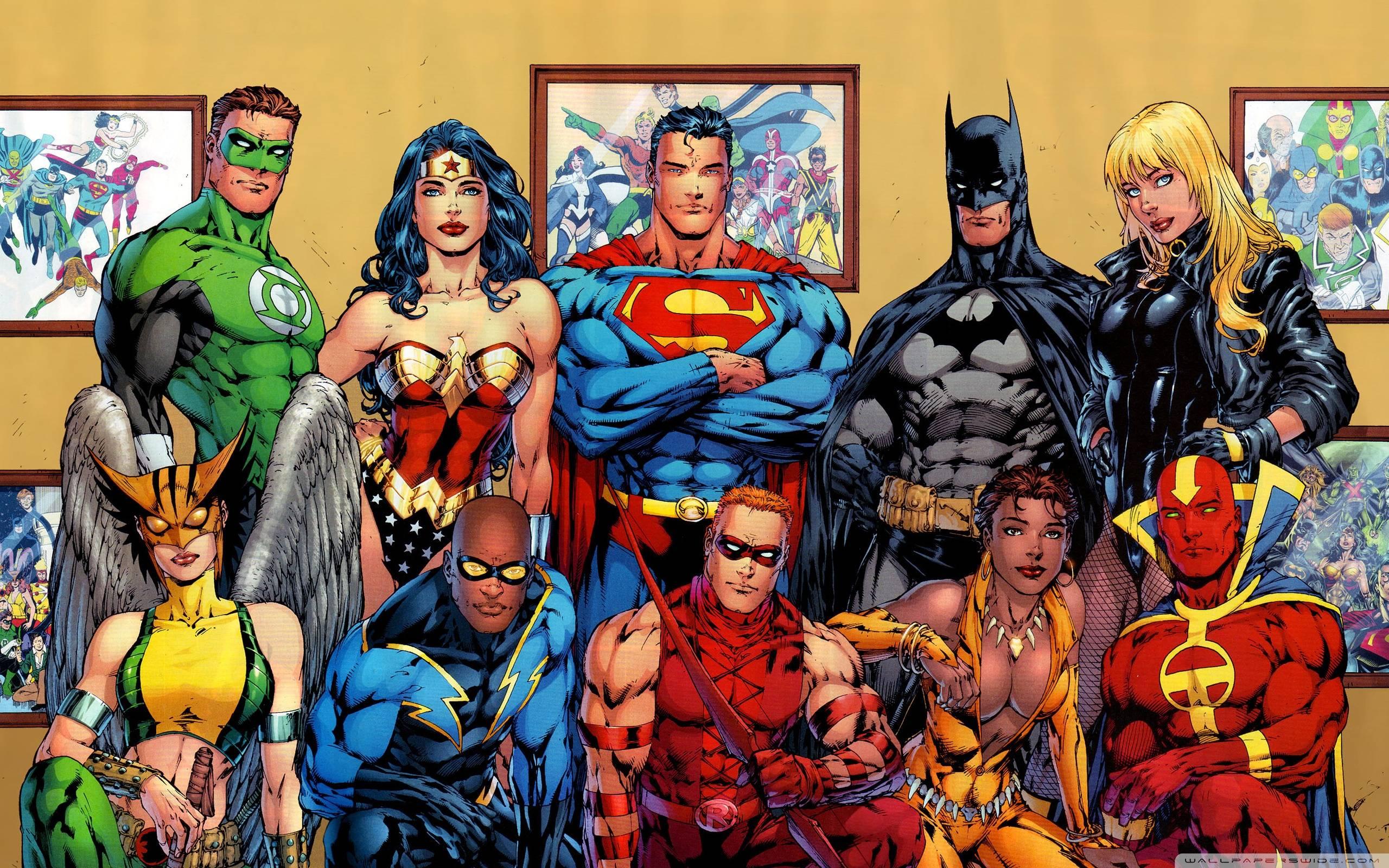 Marvel Super Heroes Wallpapers